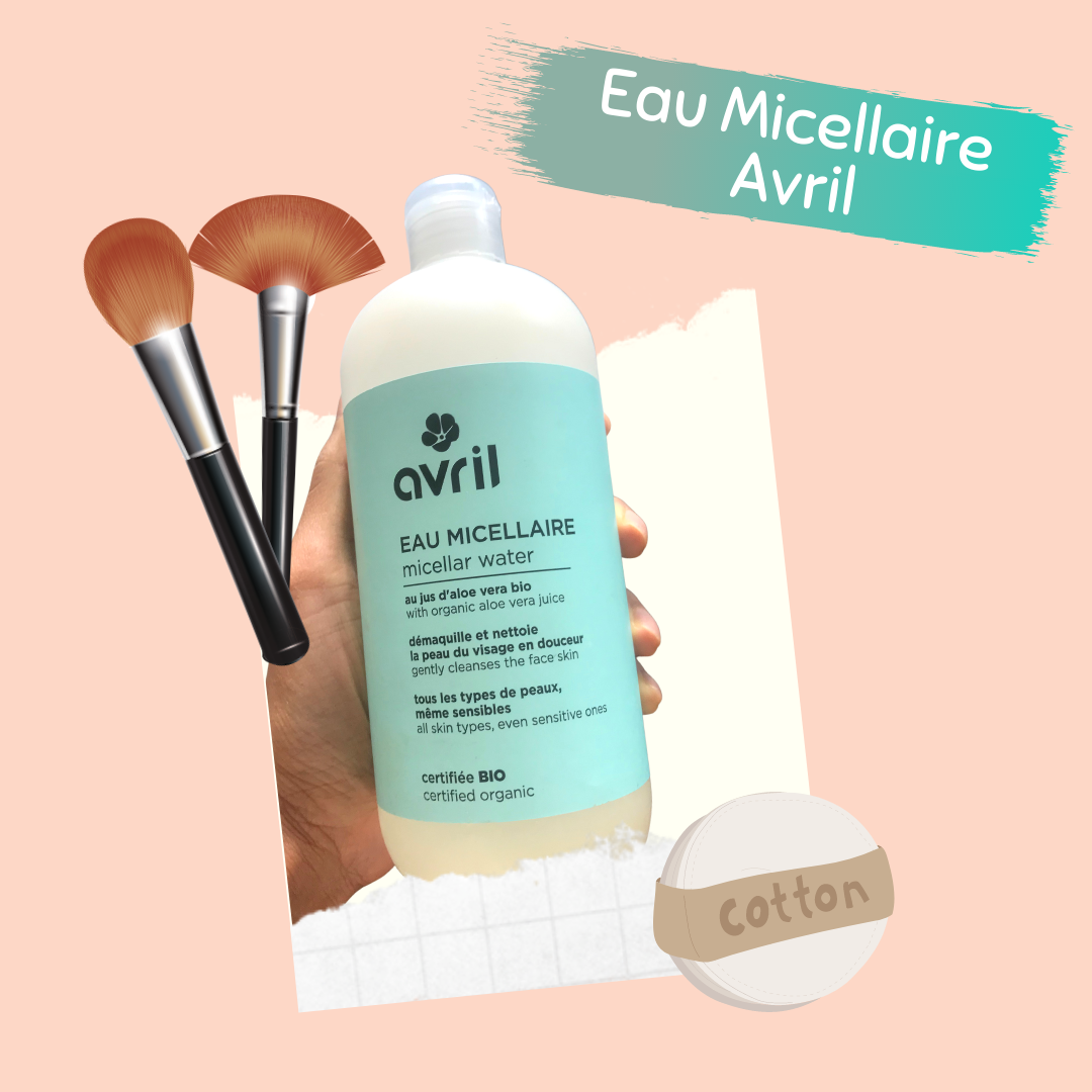 eau micellaire avril