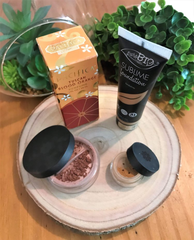 maquillage naturel et vegan