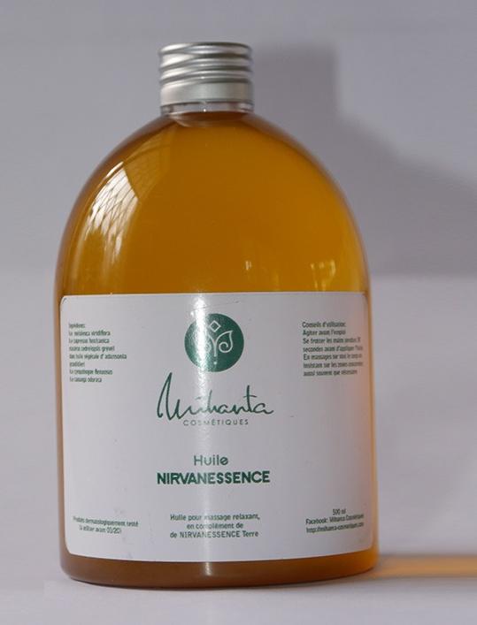 huile nirvanessence corps mihanta cosmetiques