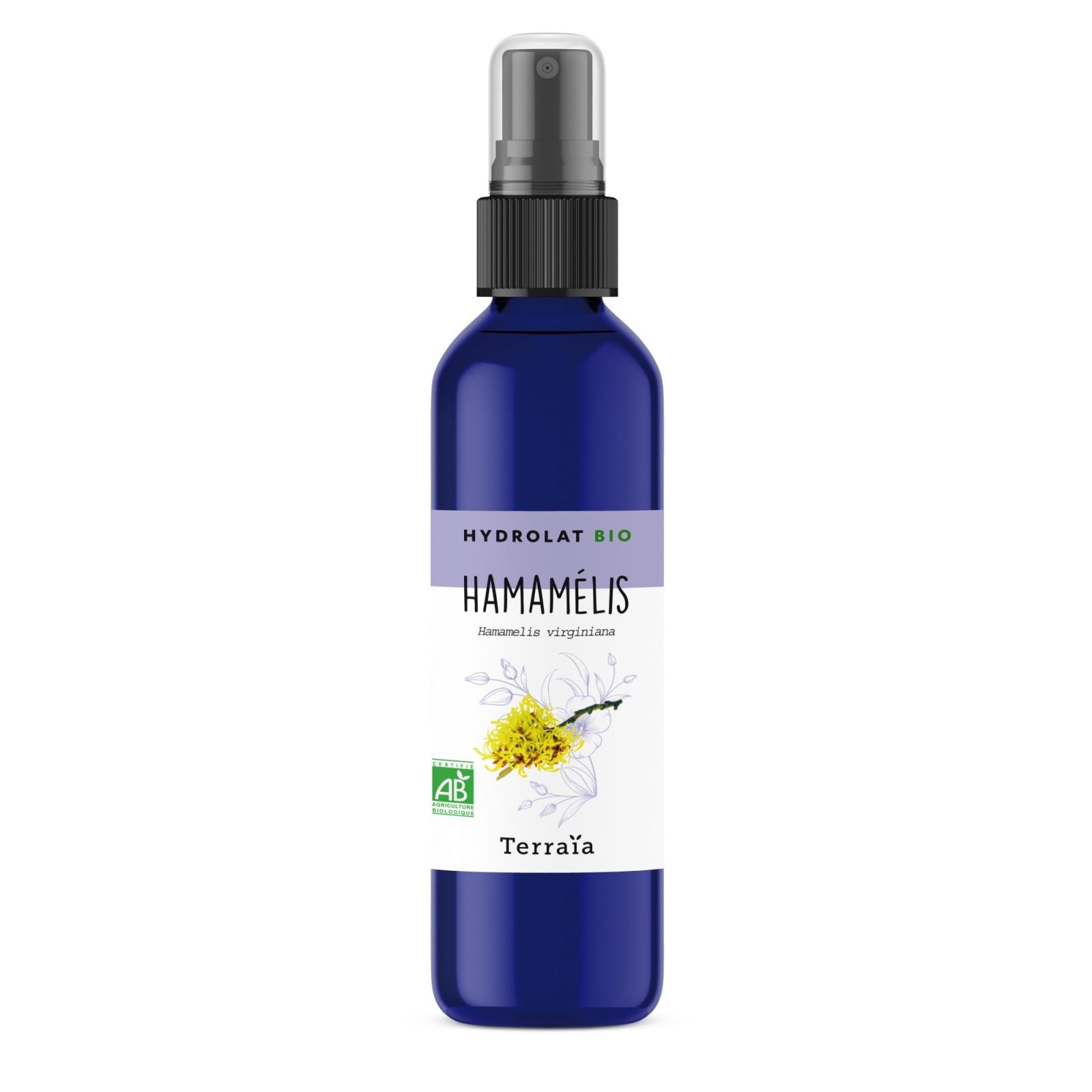 hydrolat hamamelis bio