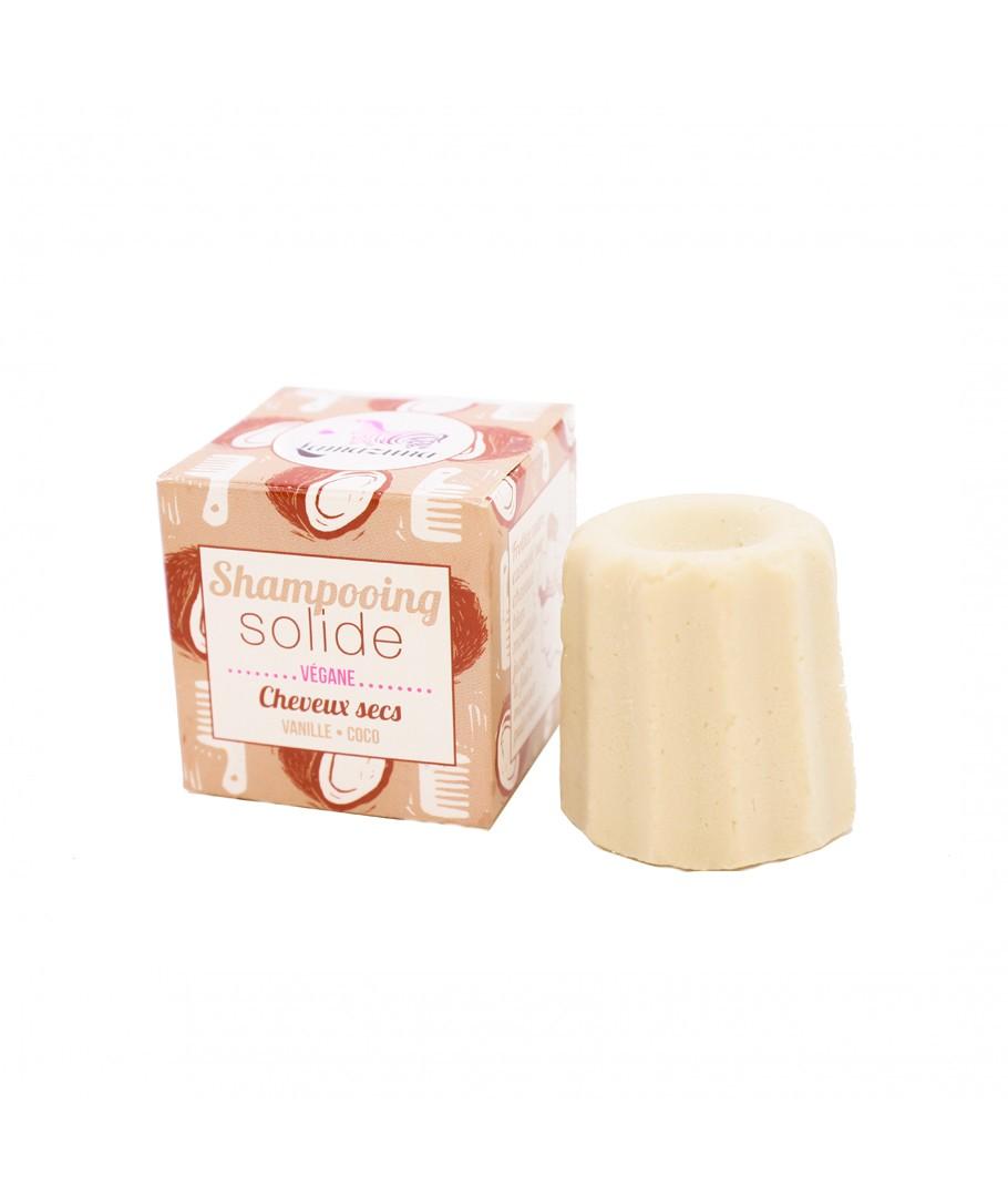 shampoing solide coco vanille lamazuna