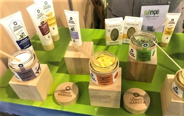 Les produits de Beauty Garden