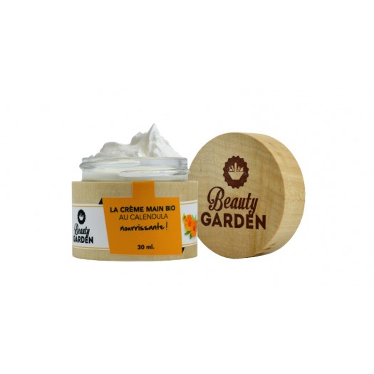 creme mains calendula beauty garden