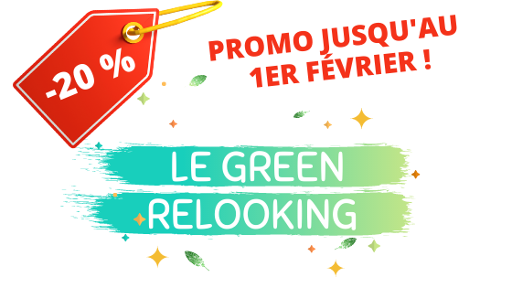 le green relooking promo